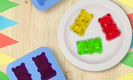 Thumbs Up Jelly Bear Mould
