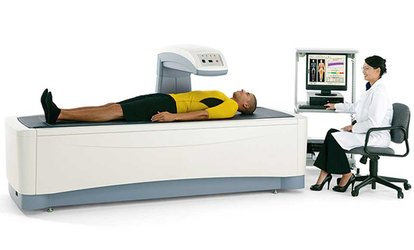 image for Body Composition and Fitness Tests at GWU Weight Management Lab (Up to 76% Off). Four Options Available.