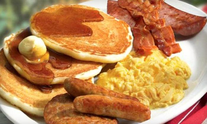 Perkins Restaurant & Bakery - Lexington-Fayette: Breakfast, Lunch, or Dinner at Perkins Restaurant & Bakery. Two Options Available.