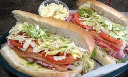 $15 Groupon to Ronnie Pastrami's Deli - Ronnie Pastrami's Deli in Pinellas Park