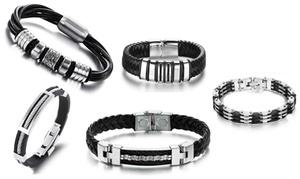 (Exclusive)  Sélection de bracelets pour homme -79% réduction