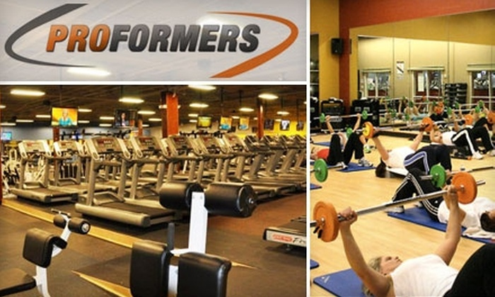 ProFormers Training and Fitness - South Hackensack: $49 for a 30-Day Membership with Unlimited Classes at Powerhouse Gym, Three Personal Training Sessions, and a Massage from ProFormers Training and Fitness in South Hackensack ($299 Value)