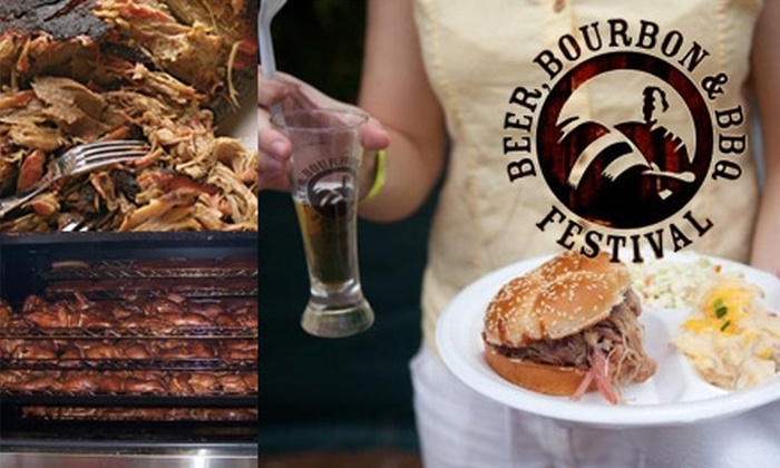 Trigger Agency - Multiple Locations: $35 for VIP Admission to the Friday Night Pig Pickin' at the Beer, Bourbon, and BBQ Festival in Cary on August 6 ($55 Value)