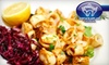 Pegasus Restaurant & Taverna - West Loop: $20 for $40 Worth of Greek Fare and Drinks at Pegasus Restaurant and Taverna