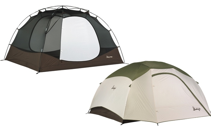 Product Details  sc 1 st  Groupon & Slumberjack 4-Person Trail Tent | Groupon