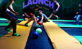 Up to 52% Off Jump Passes or Party at Launch- Rockville