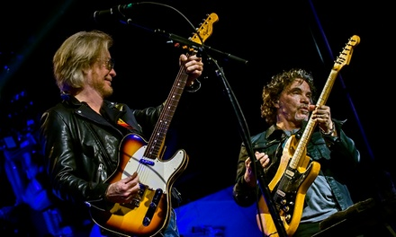 Daryl Hall & John Oates and Train on Friday, May 18 at 7 p.m.