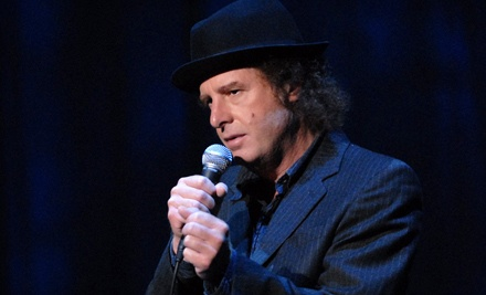 Steven Wright at the Fox Theater at Foxwoods Resort Casino on Sat., Sept. 10 at 8:00PM: Category 2 or 3 Seating - Steven Wright in Mashantucket
