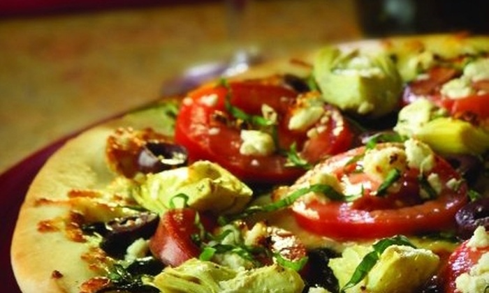 The Loop Pizza Grill  - Kernersville: $7 for $15 Worth of Sandwiches, Pizza, and Burgers at The Loop Pizza Grill