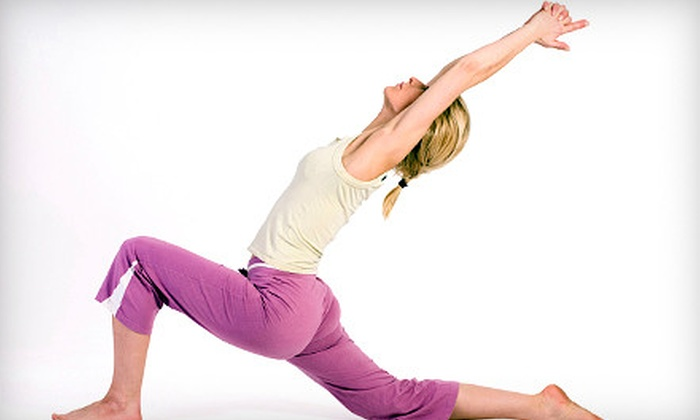 It's About Movement - Beverly-Harvard: 5 or 10 Yoga Classes at It's About Movement (Up To 72% Off)