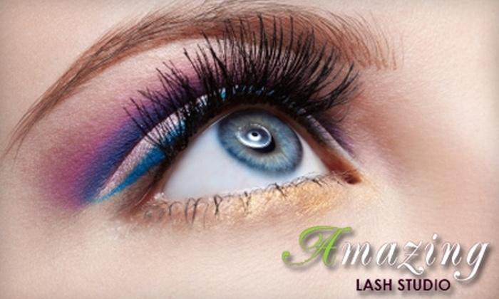 Amazing Lash Studio - University Place: $79 for Eyelash Extensions (Up to $250 Value) at Amazing Lash Studio