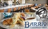 Barrio Cantina & Grill - Paradise Valley: $20 for $40 Worth of Contemporary Mexican Fare at Barrio Cantina & Grill