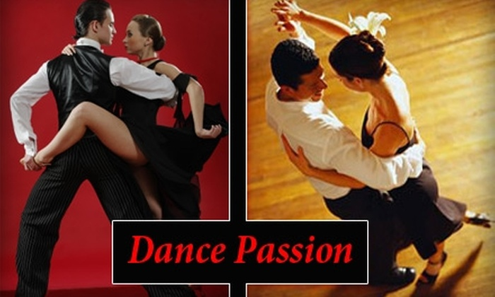 Dance Passion - Woodlake/ Briar Meadow: $20 for a Four-Week Beginner Dance Class from Dance Passion ($40 Value). Buy Here for Ballroom Classes. See Below for Salsa Classes.