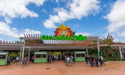 image for $39.99 for 1-Day Pass for One Adult or Child at San Diego Zoo ($52 Value)