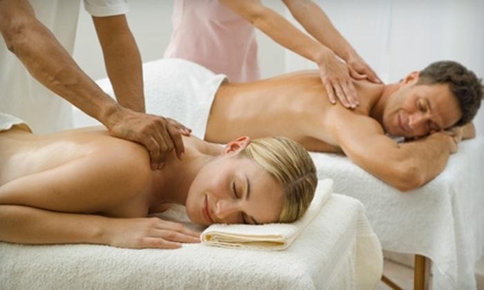 The Massage Studio - Allen: $60 for Couples Massage at The Massage Studio ($120 Value)