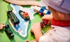 Kid City - Ukrainian Village: $39 for One Month of Unlimited Open Play at Kid City ($105 Value)