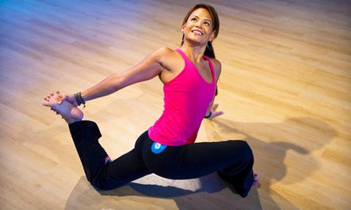 Forever Om Yoga - Lake Forest: Five or 10 Yoga Classes at Forever Om Yoga in Lake Forest