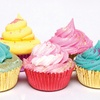 Soapy Bliss Cupcake Bath Bombs (5-Pack)