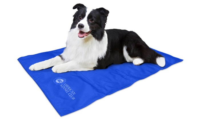 American Kennel Club Pet Cooling Mat Groupon