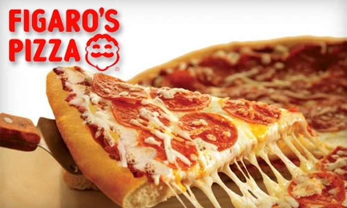 Figaro's Pizza - Northwest Pensacola: $10 for $20 Worth of Pizza and More at Figaro's Pizza