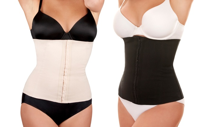Women's Power Cotton 3-Layer Slimming Waist Trainer Corset
