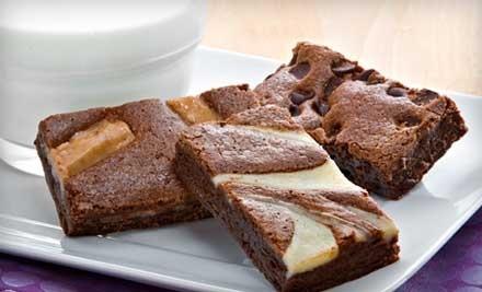 $40 Groupon to Fairytale Brownies - Fairytale Brownies in