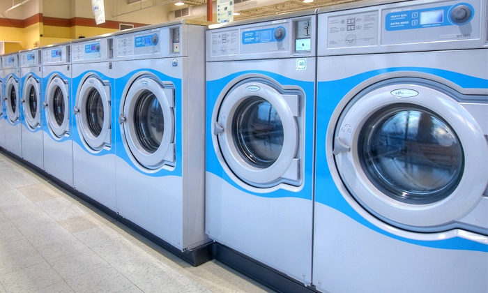 Express Laundry - Riverfront: Drop-Off Laundry Service at Express Laundry (Up to 53% Off)