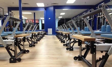 Virginia Beach Pilates Fitness Club coupon and deal