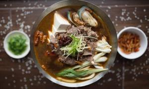 Jimmy's Asia Food: Azjatycki Hot Pot: kociołek z wołowiną lub wieprzowiną dla 2 osób za 39,99 zł i więcej opcji w Jimmy's Asia Food