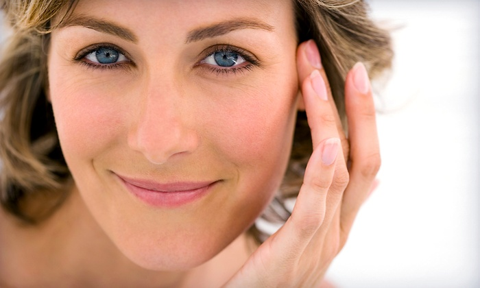 Advanced Collagen Therapy - Huntersville: Anti-Aging Treatment for the Face, Neck, Décolletage, and Hands at Advanced Collagen Therapy (Up to 56% Off)