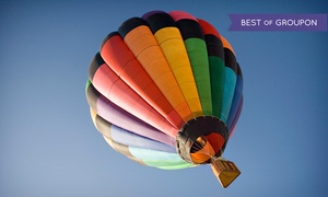Balloon Quest: Hot Air Balloon Ride for One, Two, or Four at Balloon Quest (Up to 51% Off). Six Options Available.