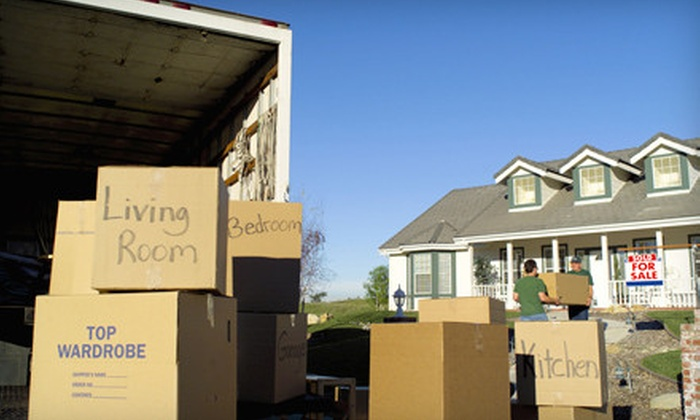 Bee's Moving and Storage - Multiple Locations: $209 for Four Hours of Moving Services with Two Workers and a Moving Truck from Bee's Moving and Storage ($420 Value)