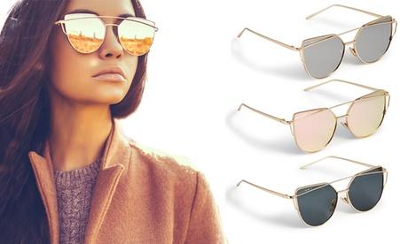 1, 2 o 3 gafas de sol de espejo Sasha Morel