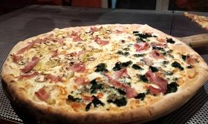 Ristorante Pizzeria Vesuvio: Menu pizza a scelta e birra per 2 o 4 persone al ristorante Vesuvio, lungomare San Benedetto (sconto fino a 65%)