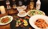 東京都/池袋 ≪焼き野菜串、アヒージョなど7品+飲み放題120分≫