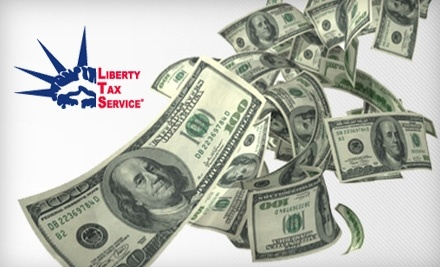 $180 Groupon to Liberty Tax Service - Liberty Tax Service in Iowa City