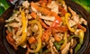 Up to 53% Off at Mexicali Grill in Spencer