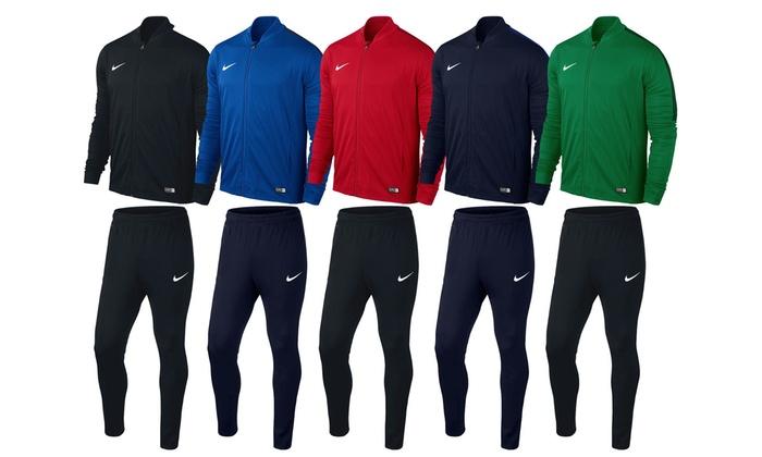 45fef7f53 Nike Academy Men's Tracksuit   Groupon Goods