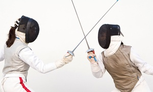 Fencing Academy of Denver: $44 for Six Weeks of Group Lessons for Beginners at Fencing Academy of Denver ($115 Value)