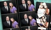 motionpictures photobooths - Dallas: Three- or Five-Hour Photo-Booth Rental with Attendant from motion pictures photobooth (Up to 71% Off)