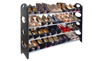 20-Pair Value Shoe Rack (Multi Colors)