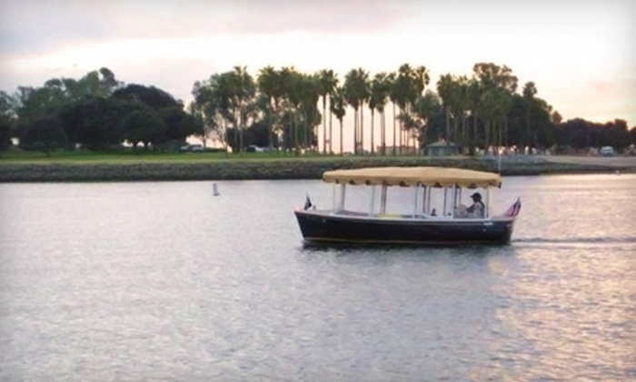 San Diego Comfort Cruise - Multiple Locations: $89 for Two-Hour Sunset Cruise for Two from San Diego Comfort Cruise ($180 Value)
