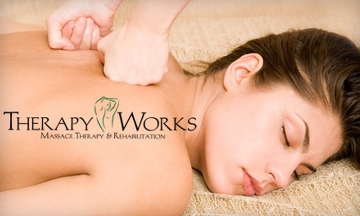 TherapyWorks of Jacksonville - Jacksonville: $40 for a 50-Minute Deep Tissue Massage at TherapyWorks of Jacksonville ($80 Value)