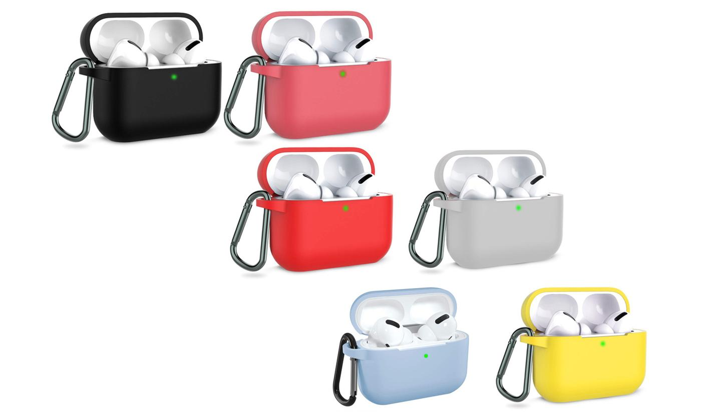 Silicone Case for AirPods® Pro, 1 and 2