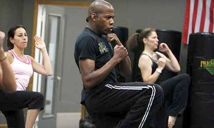 Westchester Mixed Martial Arts - Bedford Hills: $49 for a Month of Unlimited Kickboxing and Fitness Impact Classes at Westchester Mixed Martial Arts in Bedford Hills ($154.50 Value)