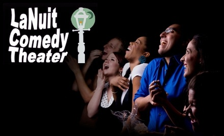 La Nuit Comedy Theater: SnackTime on Thurs., Feb. 3 at 9PM - La Nuit Theater in New Orleans