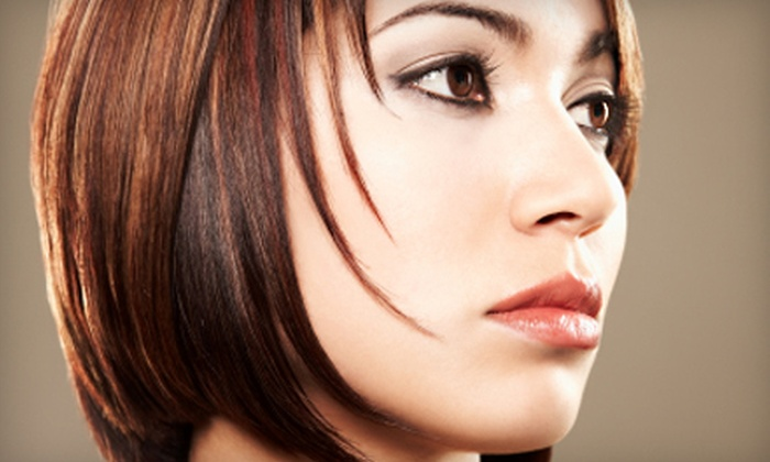 The Tease - Stephen Foster: $25 for a Paul Mitchell Awapuhi Wild Ginger KeraTriplex Treatment at The Tease ($50 Value)