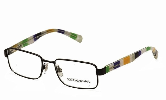 Dolce & Gabbana Multicolored Optical Frames