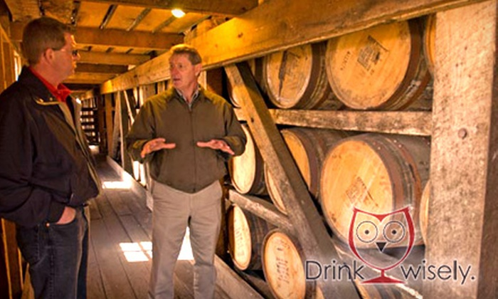 Heaven Hill Distilleries - Bardstown: $25 for Connoisseur Tour for Two at Heaven Hill Distilleries' Bourbon Heritage Center in Bardstown ($50 Value)