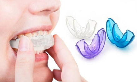 One, Two or Three Silicone Corrective Alignment Mouth Guards